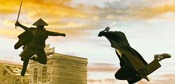 The Warrior's Way Trailer