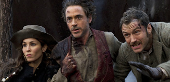 Sherlock Holmes 2 First Look