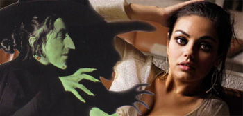 Wicked Witch / Mila Kunis
