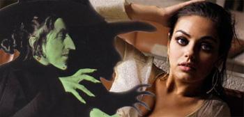 Wicked Witch / Mila Kunis