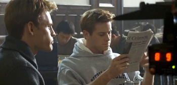 Winklevoss Twins of The Social Network