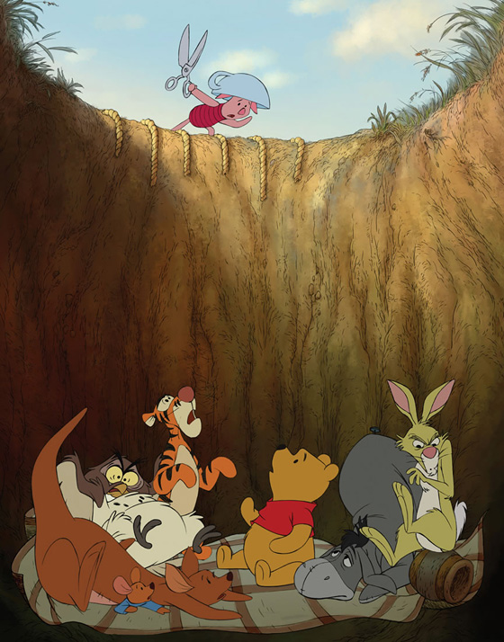 Winne the Pooh new movie