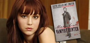 Mary Elizabeth Winstead / Abraham Lincoln: Vampire Hunter