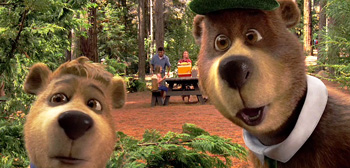 Yogi Bear Trailer