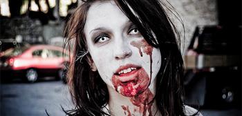 Zombie Teen Girl