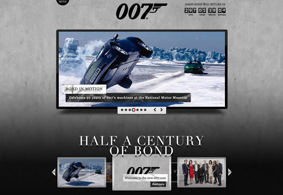 007.com New Website