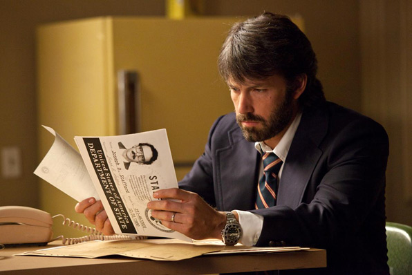 Ben Affleck in Argo First Look