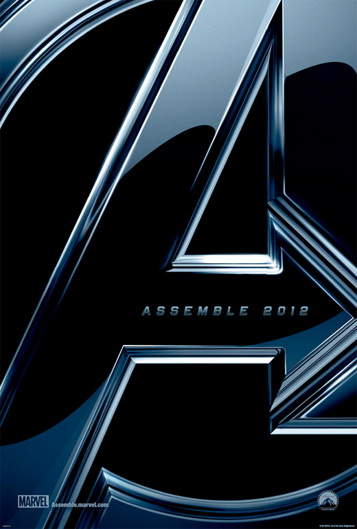 The Avengers Teaser Poster