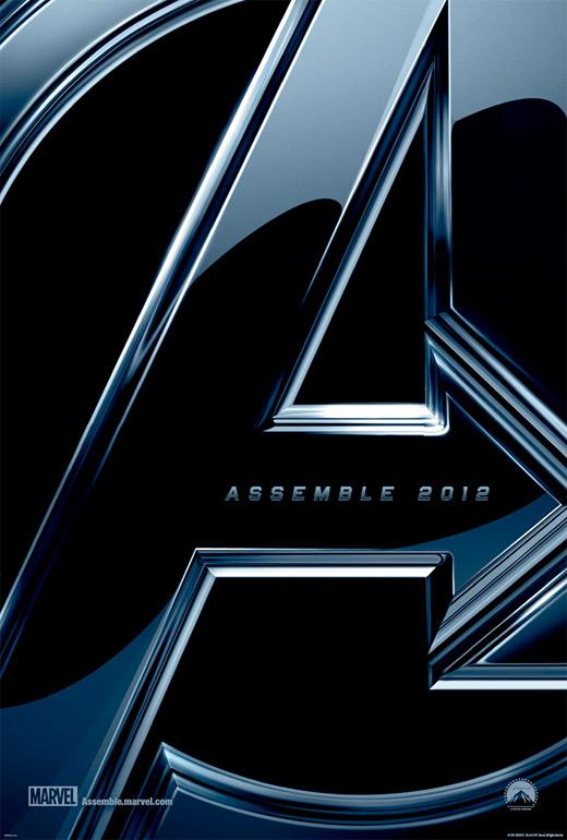 The Avengers Teaser Poster