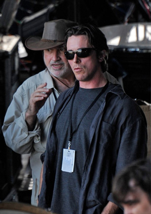 Terrence Malick / Christian Bale