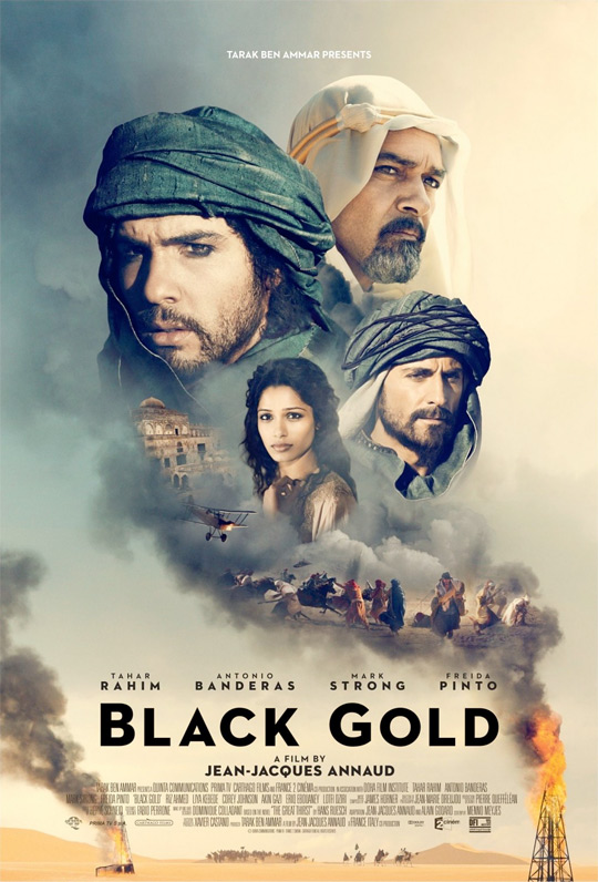Black Gold Official Poster