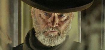 Sam Shepard in Blackthorn Trailer