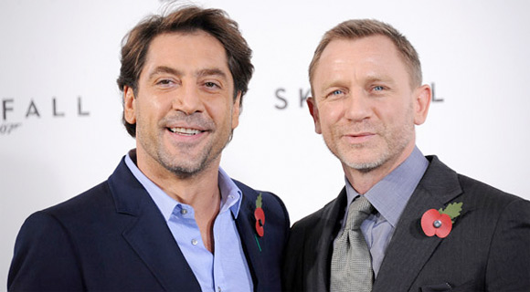 Skyfall Press Conference