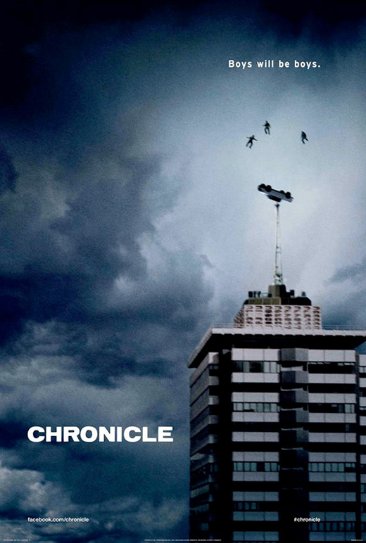 Chronicle International Poster