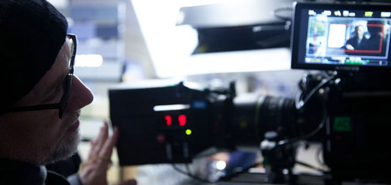 David Fincher Directing