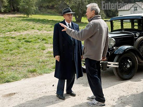 Clint Eastwood's J. Edgar Photos