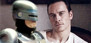 RoboCop / Michael Fassbender