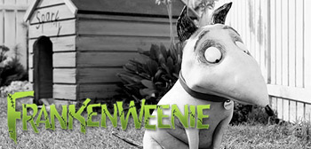 Tim Burton's Frankenweenie