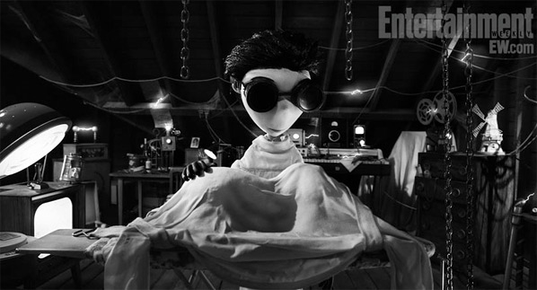 Frankenweenie First Look Photo