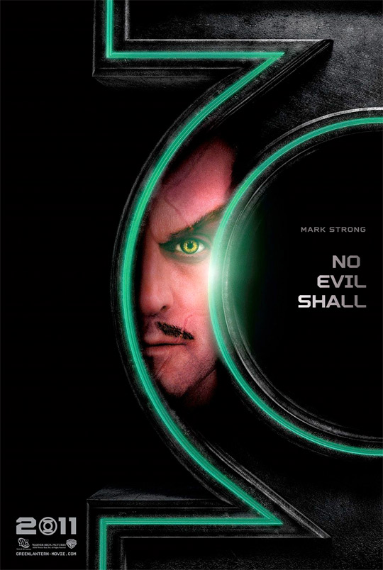 Green Lantern / Mark Strong