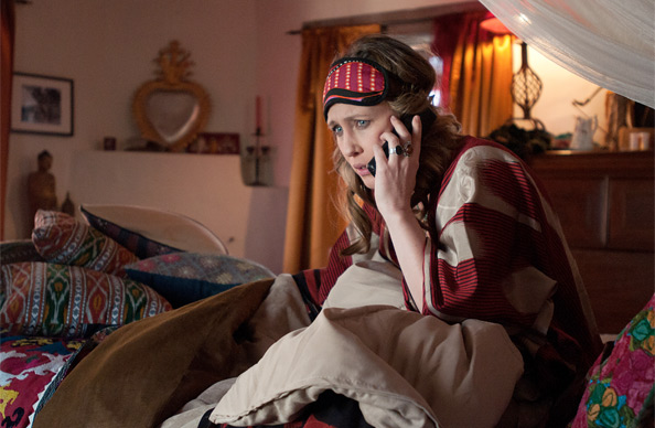 First Look - Vera Farmiga in Goats