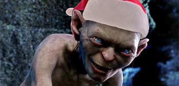 Gollum Christmas