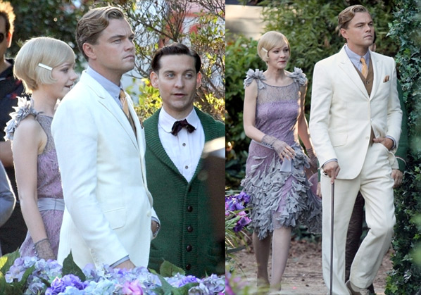 The Great Gatsby First Look