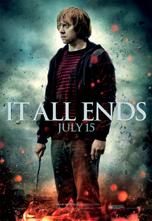 Harry Potter and the Deathly Hallows: Part 2 Posters