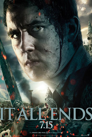 Harry Potter and the Deathly Hallows: Part 2 Poster - Neville Longbottom