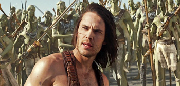 Andrew Stanton's John Carter Trailer