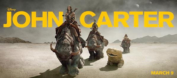 Disney's John Carter Banner