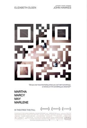 Martha Marcy May Marlene Poster #1