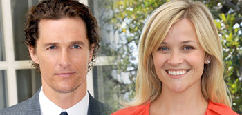 Matthew McConaughey & Reese Witherspoon