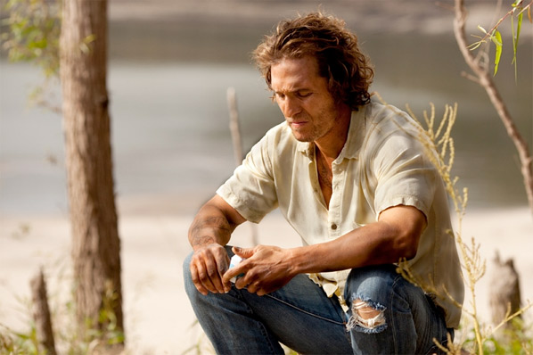 Matthew McConaughey in Mud