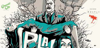 Barry Blankenship's Plan 9 Poster Art