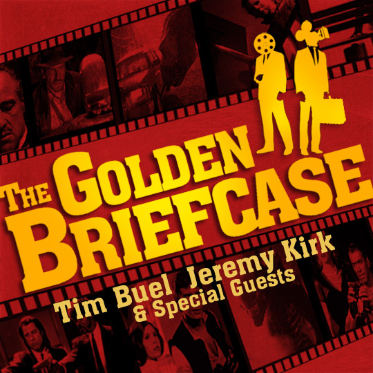 Golden Briefcase