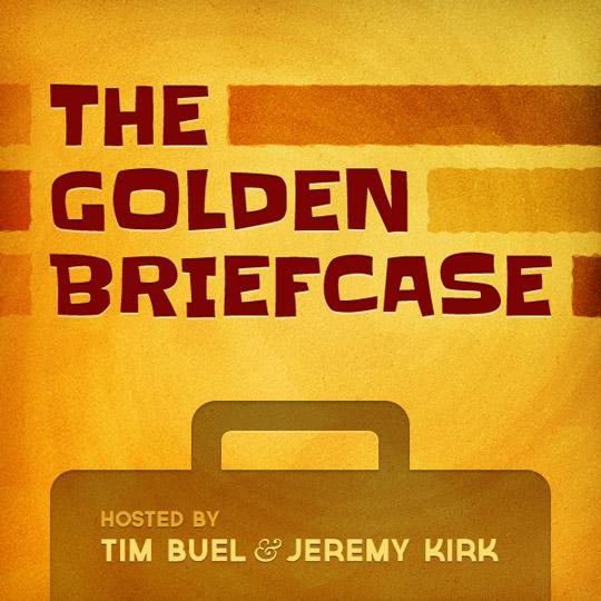 Golden Briefcase