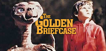 The Golden Briefcase - E.T.