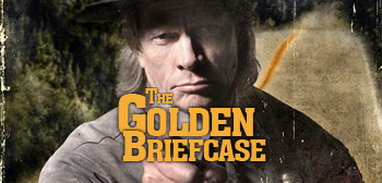 The Golden Briefcase - Zombie Roadkill