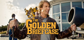 The Golden Briefcase - Michael Bay