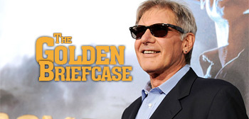 The Golden Briefcase - Harrison Ford
