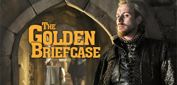 The Golden Briefcase - Anonymous