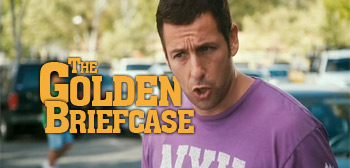 The Golden Briefcase - Adam Sandler