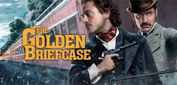 The Golden Briefcase - Sherlock Holmes