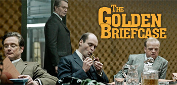 The Golden Briefcase - Tinker Tailor Soldier Spy