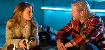 Natalie Portman in Thor