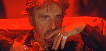 Al Pacino in Wilde Salome