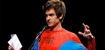 Andrew Garfield - Spider-Man