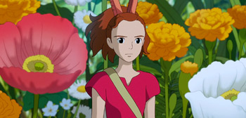 The Secret World of Arrietty Trailer