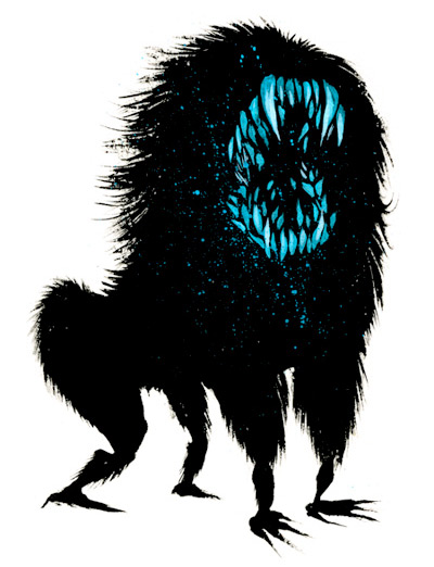 Alex Pardee's Attack the Block
